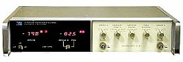 HP/AGILENT 3575A/1/3 GAIN-PHASE METER, 1 HZ-13 MHZ, OPT. 1/3
